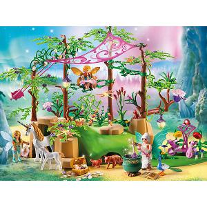 Конструктор Playmobil Лес волшебной феи, 32 детали PLAYMOBIL®