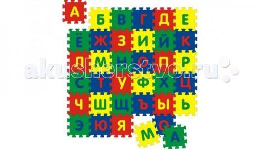 Игровой коврик  с алфавитом 36 деталей Флексика