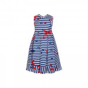 Платье  для девочки M&D. Цвет: белый