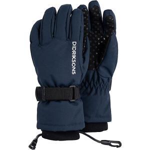 Перчатки Didriksons Biggles Five DIDRIKSONS1913. Цвет: синий