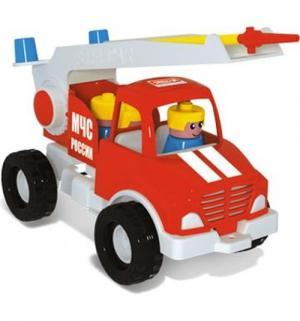 Машинка  Пожарная машина МЧС России с фигурками Stellar