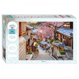 Пазл  Япония Япония. Улица в Киото Step Puzzle