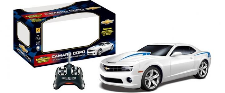 Racer Series Машина р/у Camaro Copo на батарейках 1:24 GK