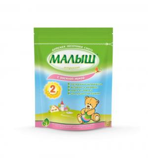 Молочная смесь  2 с овсяной мукой 6 месяцев, 350 г Малыш Истринский