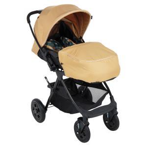 Прогулочная коляска  L-10, цвет: бежевый Corol