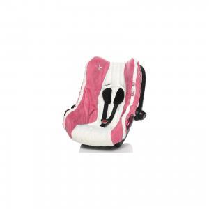 Чехол в автокресло, гр.0, , розовый Wallaboo