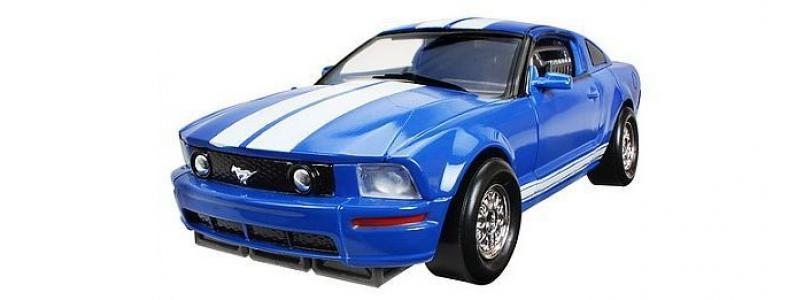 Трансформер-машина 3 в 1 Ford Mustang 1:24 Happy Well