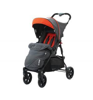Прогулочная коляска  Treviso 4, цвет: anthracite/flame FD-Design