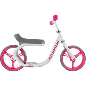 Беговел  Milano 3.0, розовый Tech Team. Цвет: розовый