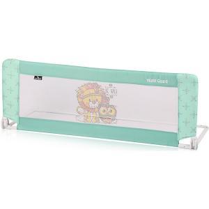 Защитный барьер для кроватки  Night Guard, зеленый Lorelli. Цвет: зеленый