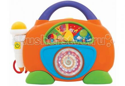 Развивающая игрушка Забавное радио Kiddieland