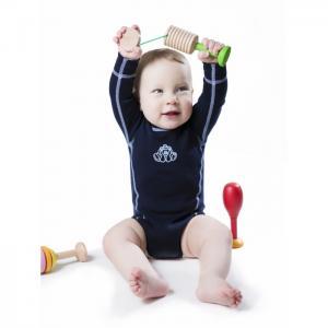 Soft Baby Боди детское с длинным рукавом Norveg