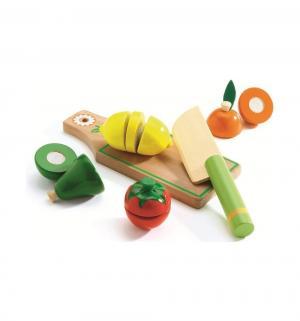 Игровой набор  для разрезания Фрукты и овощи Djeco