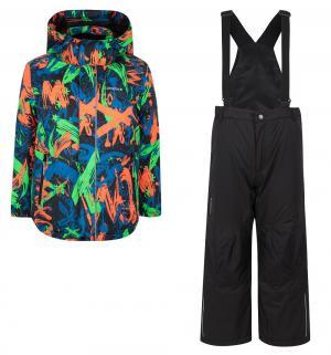 Комплект куртка/брюки  Jake Kd, цвет: черный IcePeak
