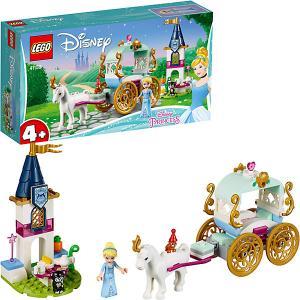 Конструктор  Disney Princess 41159: Карета Золушки LEGO
