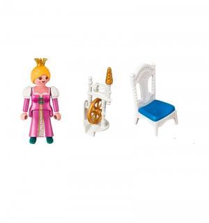 Конструктор  Экстра-набор Принцесса с прялкой Playmobil