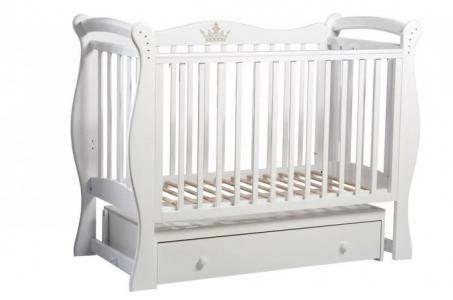 Детская кроватка  Умка (универсальный маятник) Baby Luce