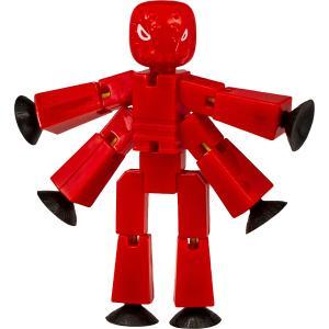 Игрушка  Монстр красный Stikbot
