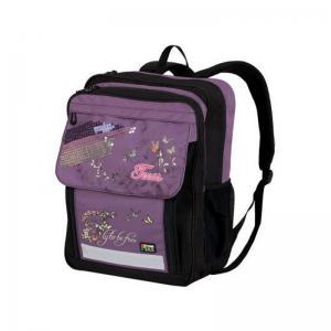 Рюкзак школьный  Cool Hipster, цвет: лиловый Tiger