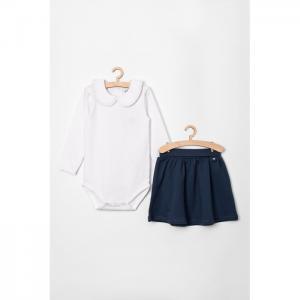 Комплект для девочки (боди и юбка) 6P3904 5.10.15