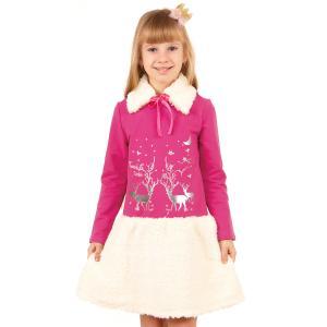 Платье  Зимушка-зима Апрель