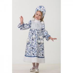 Карнавальный костюм Снегурочка Ледянка Jeanees
