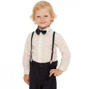 Верхняя сорочка для мальчика О23474 Карамелли