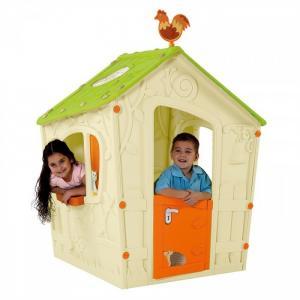 Игровой Дом Magic Волшебный с Петушком 110x110x146 см Keter
