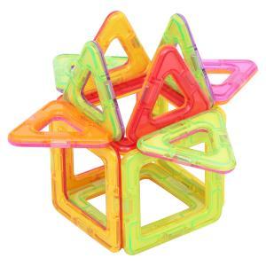 Магнитный конструктор  Магический магнит желтый Tongde