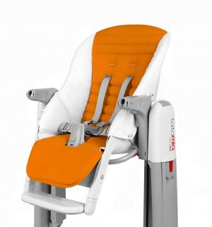 Чехол сменный  для Peg-Perego Tatamia / Siesta Sport Leatherette, цвет: Orange Esspero