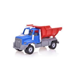 Автомобиль  Камакс Самосвал сине-красный 23 см Орион
