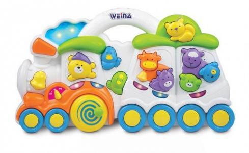 Любимый паровозик Weina