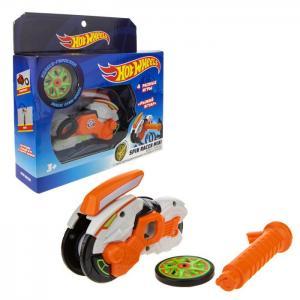 Игрушка Spin Racer mini Рыжий Ягуар Hot Wheels