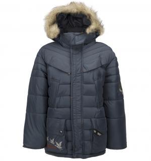 Куртка , цвет: серый Пралеска