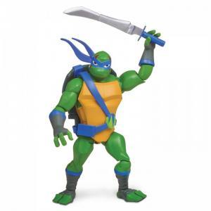 Фигурка Черепашки-ниндзя Леонардо с боевым панцирем 12 см Playmates TMNT