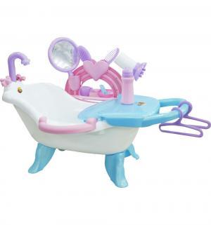 Игровой набор для ванны  №2 с аксессуарами Palau
