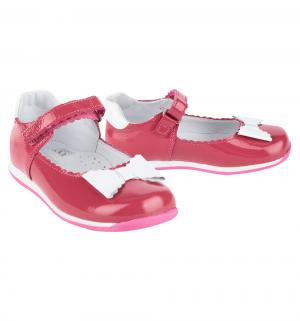 Туфли , цвет: фуксия Shagovita