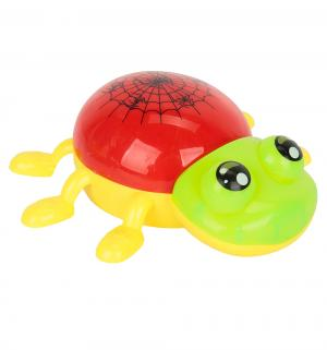 Развивающая игрушка  Паучок красный S+S Toys