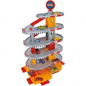 Игровой набор  Гараж 6-уровневый Faro