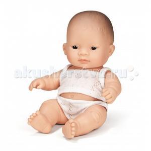 Кукла Мальчик азиат 21 см Miniland