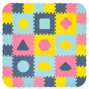 Игровой коврик  Набор декоративных бордюров, толщина 15 мм KB-E049-12-NT FunKids