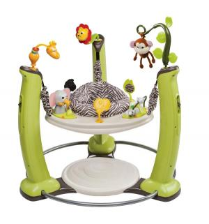 Игровой центр  Exersaucer Jungle Quest Evenflo