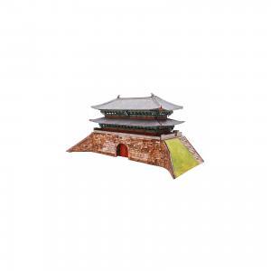 Сборная модель Ворота Намдэмун Умная Бумага